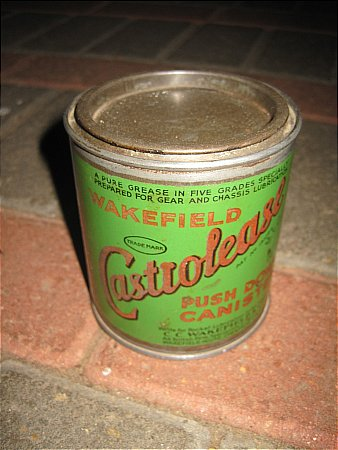 CASTROEASE 1lb TIN - click to enlarge