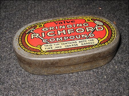 RICHFORD VALVE COMPOUND - click to enlarge