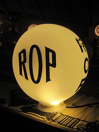 R.O.P. PILL GLOBE - click to enlarge
