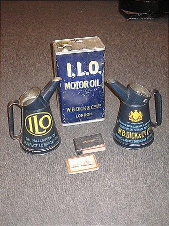 I.L.O. OIL GALLON - click to enlarge