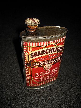 SEARCHLIGHT LAMP OIL - click to enlarge