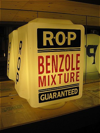 R.O.P. BENZOLE MIXTURE - click to enlarge
