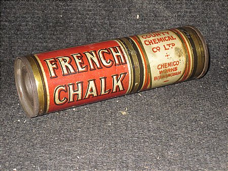 CHEMICO LARGE FRENCH CHALK. - click to enlarge