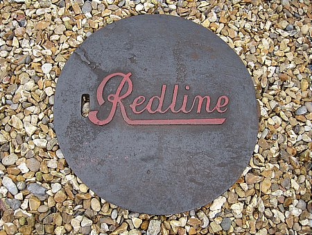 REDLINE TANK TOP COVER - click to enlarge