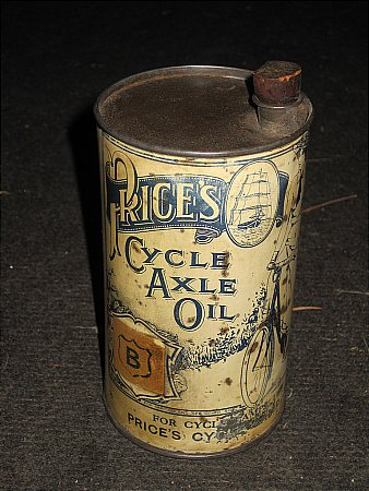 PRICES CYCLE OIL - click to enlarge