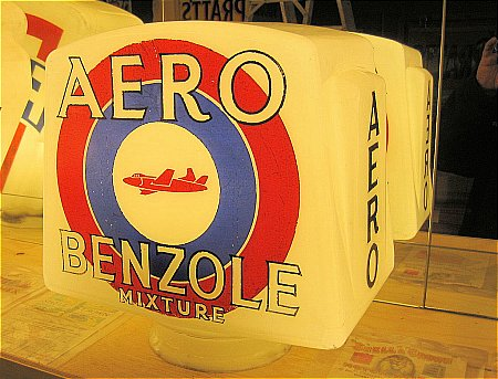 AERO BENZOLE - click to enlarge