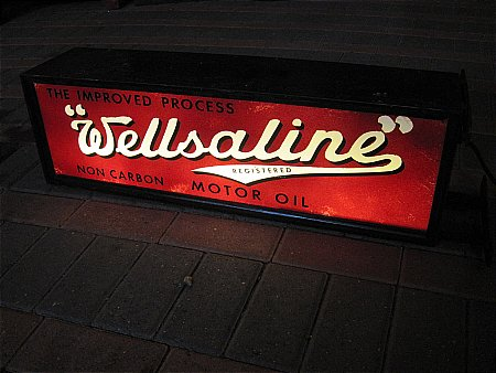 WELLSALINE OIL LIGHTBOX - click to enlarge