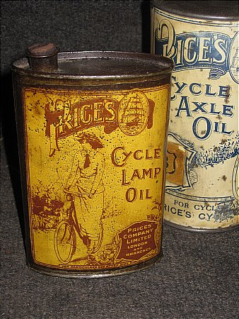 PRICES CYCLE LAMP OIL - click to enlarge