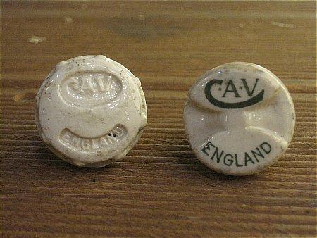 C.A.V. ACCUMULATOR TOPS - click to enlarge