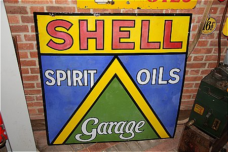 SHELL SPIIT & OILS - click to enlarge
