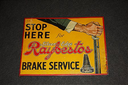 RAYBESTOS BRAKE LININGS - click to enlarge