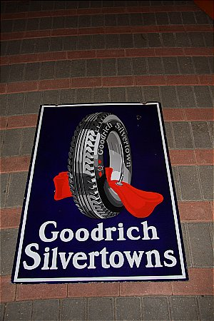 GOODRICH TYRES (DOUBLE SIDED) - click to enlarge