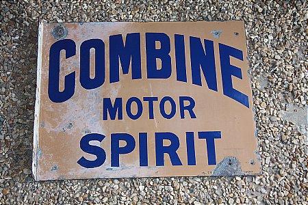 COMBINE MOTOR SPIRIT - click to enlarge