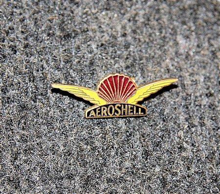 AEROSHELL BADGE - click to enlarge