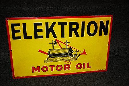 ELEKTRION MOTOR OIL - click to enlarge