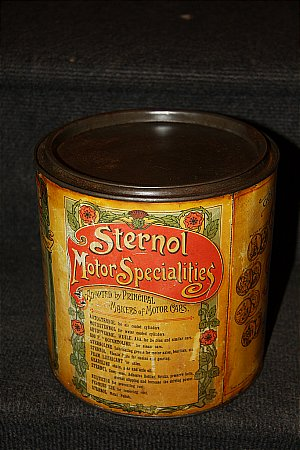 STERNOLINE 7lb GEASE TIN - click to enlarge