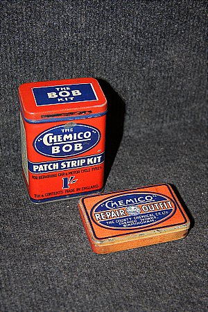 CHEMICO PATCH REPAIR TINS - click to enlarge