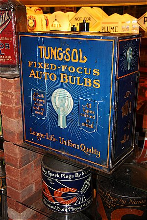TUNG-SOL BULB BOX - click to enlarge
