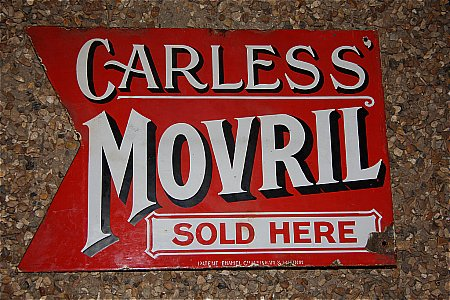 CARLESS MOVRIL OIL - click to enlarge