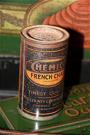 CHEMICO TYRE CHALK - click to enlarge
