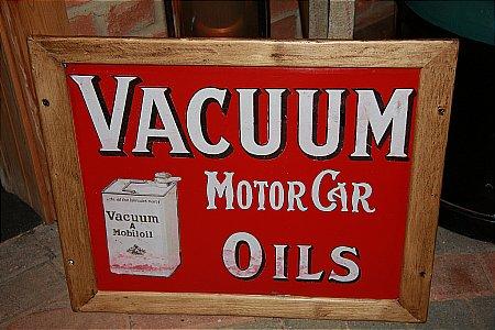 VACUUM MOTOR OILS - click to enlarge