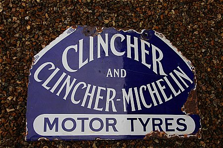 CLINCHER-MICHELIN TYRES - click to enlarge