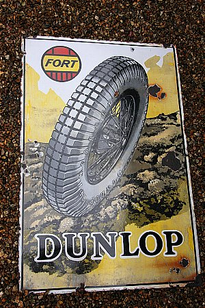 DUNLOP TYRES - click to enlarge