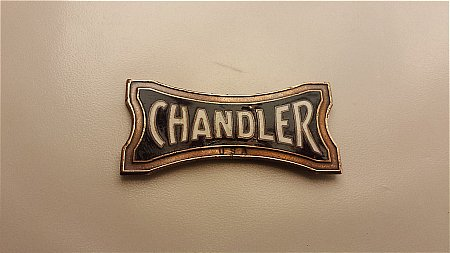 CHANDLER CARS - click to enlarge