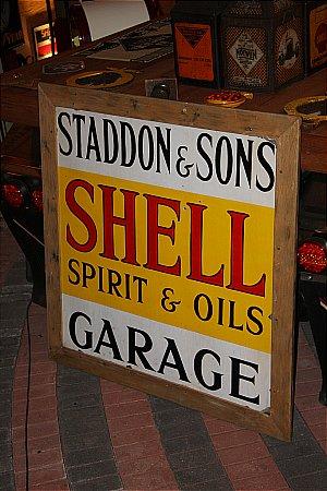 SHELL SPIRIT (STADDON). - click to enlarge