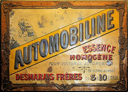 AUTOMOBILINE ESSENCE - click to enlarge