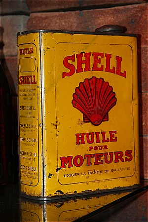 SHELL FRENCH QUART - click to enlarge