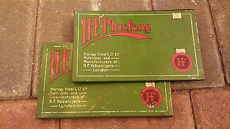 H.F. PUNTURE REPAIR PATCHES - click to enlarge