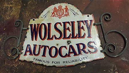 WOLSLELEY AUTOCARS - click to enlarge