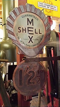 SHELLMEX PRICE HOLDER - click to enlarge