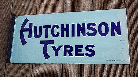HUTCHINSON TYRES - click to enlarge