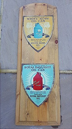 WHITE ROSE/ROYAL DAYLIGHT SIGNS - click to enlarge