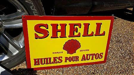 SHELL OIL (FRENCH) - click to enlarge