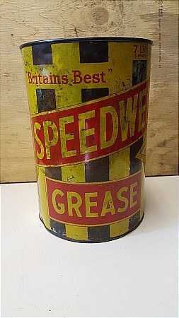 SPEEDWELL 7lb GREASE - click to enlarge