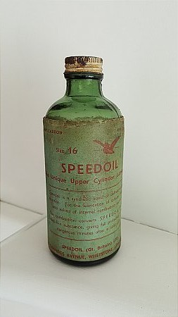 SPEEDOIL UPPER CYLINDER LUBRICANT. - click to enlarge