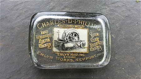 STATIONERY PAPERWEIGHT - click to enlarge
