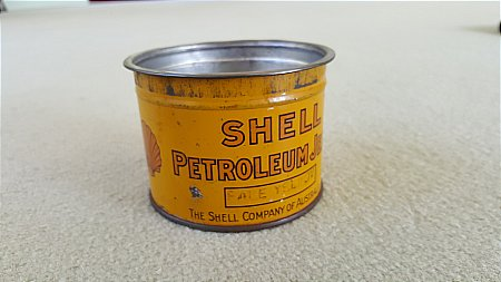 SHELL PETROLEUM JELLY - click to enlarge