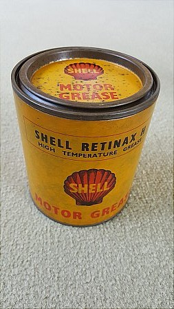 SHELL RETINAX H GREASE - click to enlarge