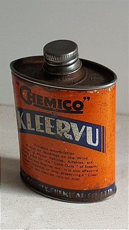 CHEMICO KLEERVU TIN - click to enlarge