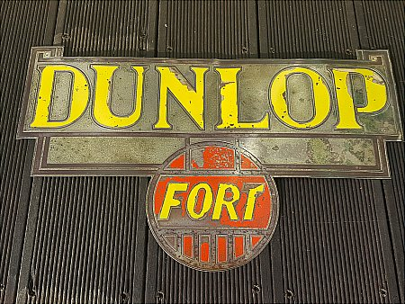 DUNLOP FORT TYRES - click to enlarge