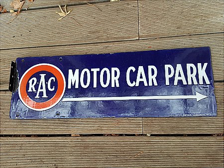 R.A.C. MOTOR CAR PARK - click to enlarge