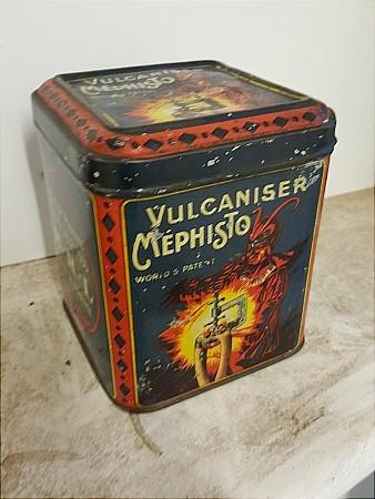 MEPHISTO VULCANISER TIN. - click to enlarge