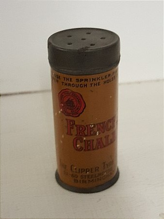 CLIPPER TYRES CHALK TIN - click to enlarge