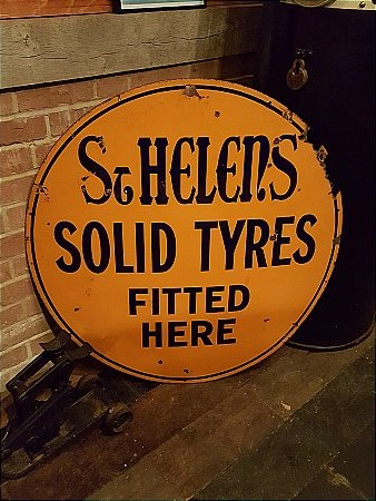ST. HELENS SOLID TYRES - click to enlarge