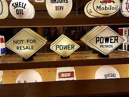 POWER PETROL (Small) - click to enlarge