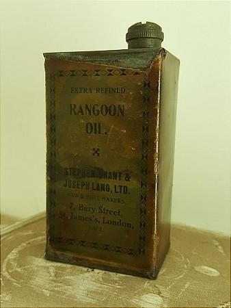 RANGOON OIL - click to enlarge